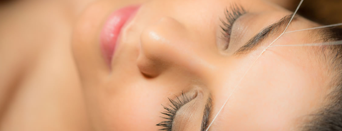Special offer Threading Treatments Southampton